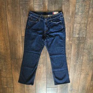 🌟 EUC Gap Classic Jeans Size 10A